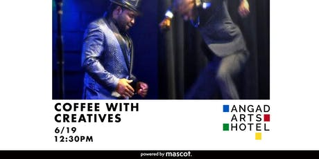 Coffee With Creatives | Alonzo Townsend & Marquise Knox tickets