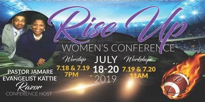 Rise Up Women's Conference 2019