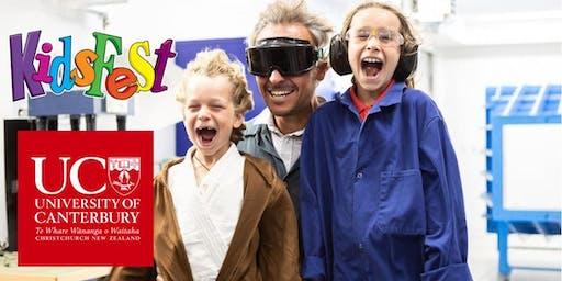KidsFest 2019: Can UC It Fly!