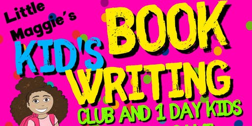 Little Maggie's Kids Booking Writing Club and Camp