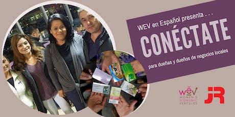 Conéctate_Julio 2019 tickets