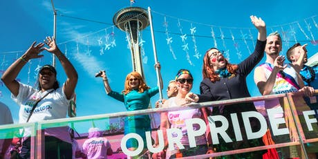 45th Annual Seattle Pride Parade tickets