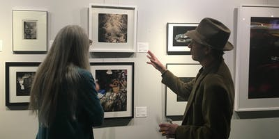 Artists' Reception & Annual Member Meeting
