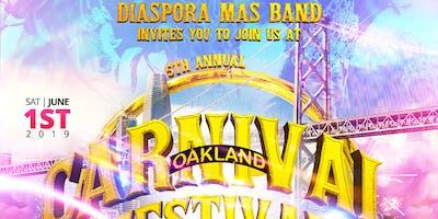 Oakland Carnival Soca-Dancehall Rehearsal