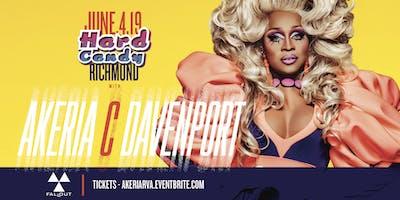 Hard Candy Richmond with Akeria C Davenport