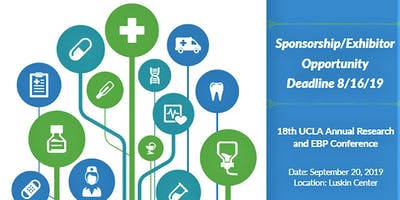 18th UCLA Annual Research and EBP Conference Sponsorship/Exhibitor