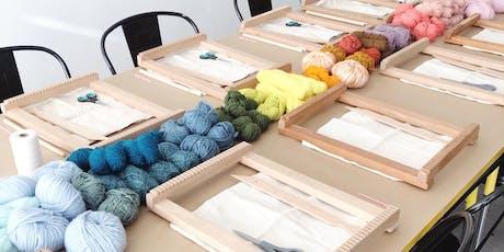 Beginner's Weaving tickets