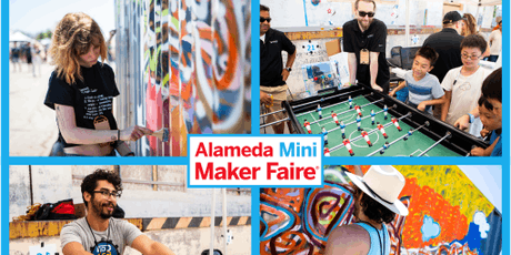 Alameda Mini Maker Faire 2019 tickets