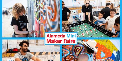 Alameda Mini Maker Faire 2019