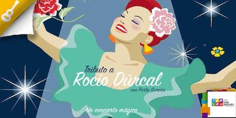 Tributo a Rocío Dúrcal tickets