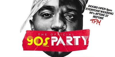 The Official 90's Party