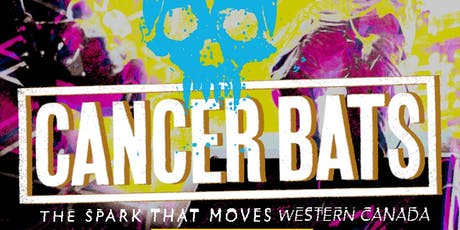 Cancer Bats w/ Single Mothers, Sharptooth, and Guests TBA tickets
