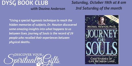 DYSG Book Club: Journey of Souls tickets