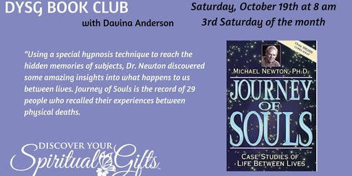 DYSG Book Club: Journey of Souls