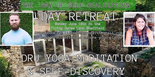 The 'Way of Self-Realization' Yoga/Self-Discovery/Non-duality  Day Retreat