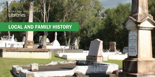 Local history tour - Lawnton Cemetery