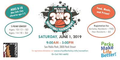 Bill & Celina Rose 3-on-3 Basketball Tournament