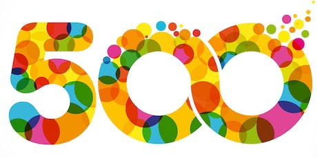 Celebrating 500! Networking and drinks, Wellington tickets