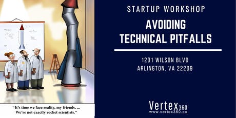 Startup Workshop - Avoiding Technical Pitfalls tickets
