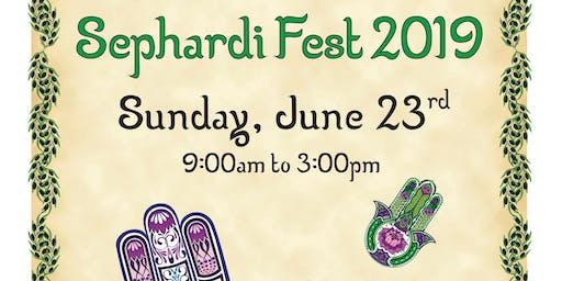 Seattle Sephardi Fest