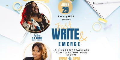 Just Write & Emerge