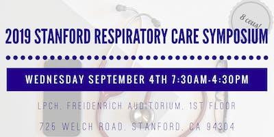 2019 Stanford Respiratory Care Symposium