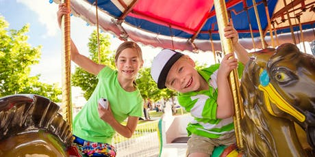 WoodmenLife Family Day At Great Escape Theme Park tickets