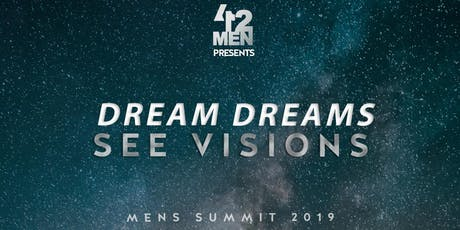 FOUR12MEN: DREAM DREAMS, SEE VISIONS tickets