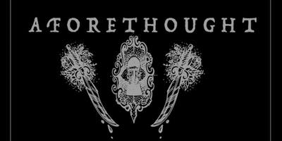Aforethought EP Release with Controvert, Louisiana Lot Lizards, Travelers