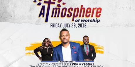 Atmosphere of Worship  tickets