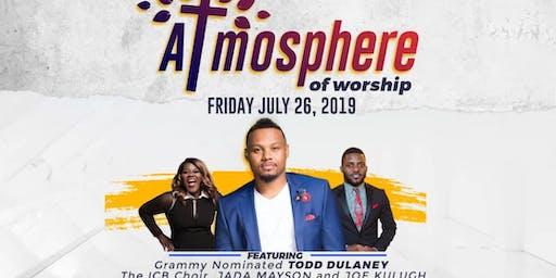 Atmosphere of Worship
