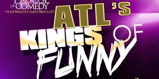 ATL's Kings of Funny 2019