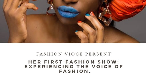 Fashion Show :Experiencing The Voice Of Fashion.