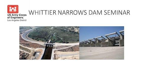 Whittier Narrows Dam Seminar