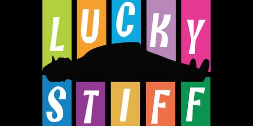 Lucky Stiff at Bay Area Stage Theatre on Broadway