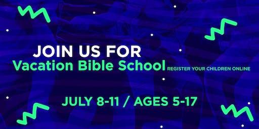 Amen Always Church Vacation Bible School (VBS)