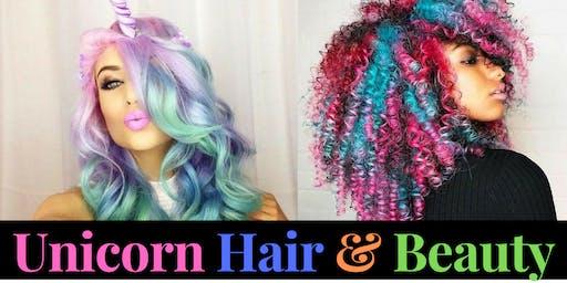 Unicorn Hair & Beauty Summer Fest