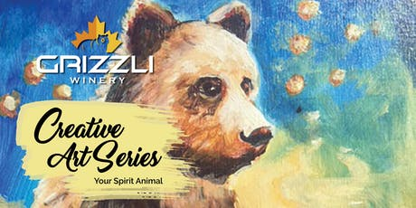Creative Art Series: Your Spirit Animal tickets