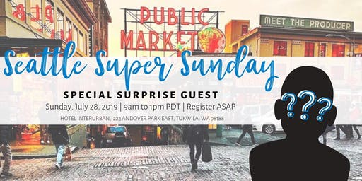 [July] Seattle Super Sunday