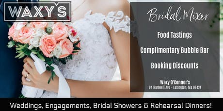 Bridal Show @ Waxy's tickets