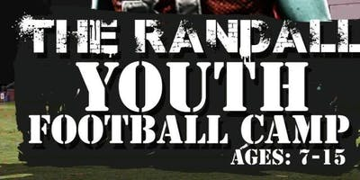 The Randall Youth Football Camp