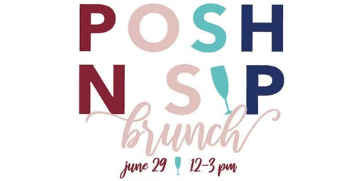 Posh N Sip- Brunch! Omaha Poshmark Networking Party