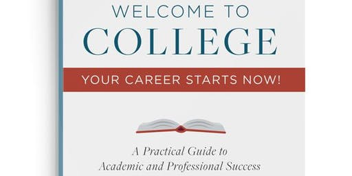 "Meet the Author at the Pyramid Club: Victor Brown - ""Welcome to College Your Career Starts Now!"""