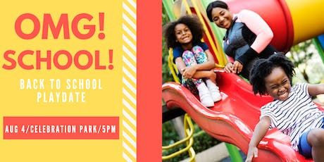 Back to School Playdate tickets