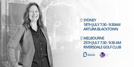 Digital Strategies for Manufacturing Growth, Melbourne tickets