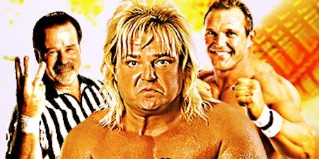 WWE HOF Greg Valentine's Pro Wrestling Seminar tickets