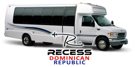 Airport Transfer bookings for #RECESS2019 (Must have your flight confirmed. Booking to/from Hard Rock Punta Cana Resort only) tickets