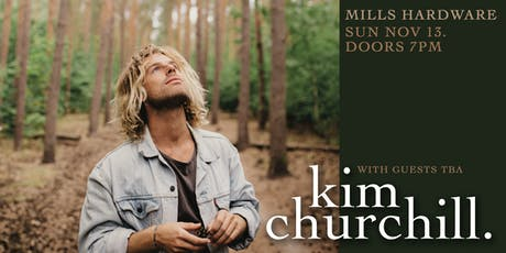 Kim Churchill tickets