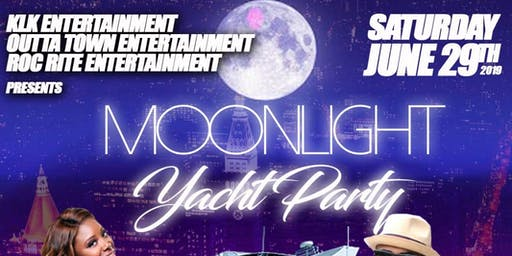 Moonlight Yacht Party