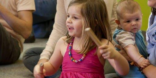 Musikgarten Kids Music Class Summer Session - Bonnie Doon